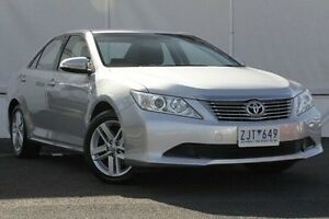 2012 Toyota Aurion GSV50R AT-X Silver Pearl 6 Speed Sports Automatic Sedan Upper Ferntree Gully Knox Area Preview