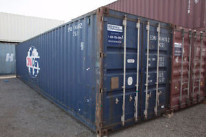 40' HC SHIPPING CONTAINER Delivery Included