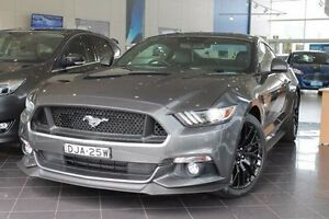 2016 Ford Mustang FM MY17 GT SelectShift Grey 6 Speed Sports Automatic Fastback Brookvale Manly Area Preview