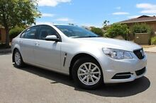 2013 Holden Commodore VF MY14 Evoke Silver 6 Speed Sports Automatic Sedan Adelaide CBD Adelaide City Preview