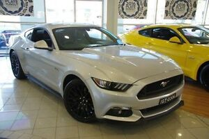 2015 Ford Mustang FM GT Fastback Silver 6 Speed Manual Fastback Blacktown Blacktown Area Preview