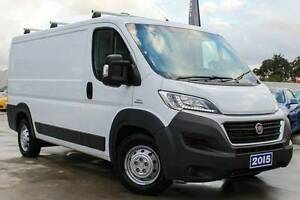 From $125 per week on finance* 2015 Fiat Ducato Series 4 Coburg Moreland Area Preview