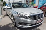 2014 Hyundai Sonata LF Premium Platinum Silver 6 Speed Sports Automatic Sedan Slacks Creek Logan Area Preview