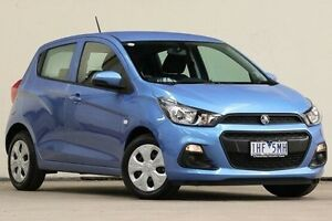 2016 Holden Spark Blue Constant Variable Hatchback Vermont Whitehorse Area Preview
