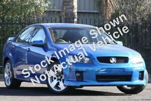 2009 Holden Commodore VE MY09.5 SS V Black 6 Speed Sports Automatic Sedan Pearce Woden Valley Preview