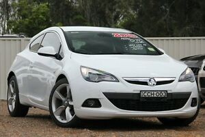 2015 Holden Astra PJ MY15.5 GTC Sport White 6 Speed Automatic Hatchback Tuggerah Wyong Area Preview