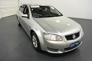 2012 Holden Commodore VE II MY12 Omega Silver 6 Speed Automatic Sedan Moorabbin Kingston Area Preview