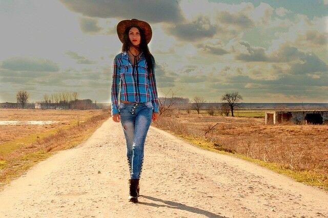 Capistrano Cowgirl