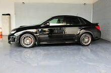 2011 Subaru Impreza G3 MY11 WRX AWD Black 5 Speed Manual Sedan Parramatta Park Cairns City Preview