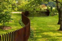 THE FENCING/SIDING CONTRACTOR YOU CAN DEPEND ON! CALL STEVEN!