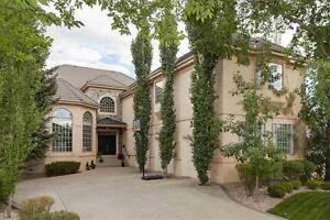 Luxurious Home on 11,435 sf Ravine Lot!