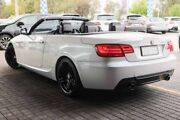 2011 BMW 335i E93 MY11 M Sport D-CT White 7 Speed Sports Automatic Dual Clutch Convertible Wangara Wanneroo Area Preview