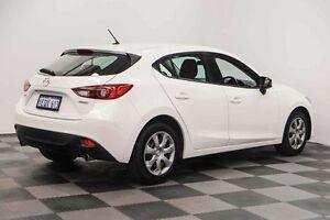2014 Mazda 3 BM5476 Neo SKYACTIV-MT White 6 Speed Manual Hatchback Edgewater Joondalup Area Preview