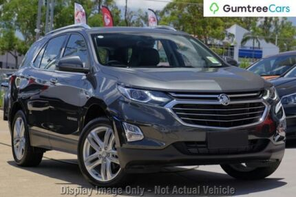 2017 Holden Equinox EQ MY18 LTZ AWD Grey 9 Speed Sports Automatic Wagon Mount Gravatt Brisbane South East Preview