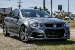 2014 Holden Commodore VF MY14 SS Grey 6 Speed Sports Automatic Sedan Springwood Logan Area Preview