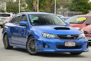 2013 Subaru Impreza G3 MY14 WRX AWD Blue 5 Speed Manual Sedan Toowong Brisbane North West Preview