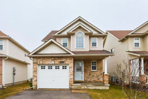 BEAUTIFUL SINGLE DETACHED HOMES IN KITCHENER NEAR SUNRISE CENTRE