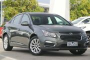 2015 Holden Cruze JH Series II MY15 CDX Grey 6 Speed Sports Automatic Sedan Airport West Moonee Valley Preview
