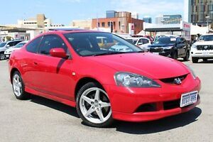 2006 Honda Integra DC MY2005 Type S Red 6 Speed Manual Coupe Northbridge Perth City Area Preview