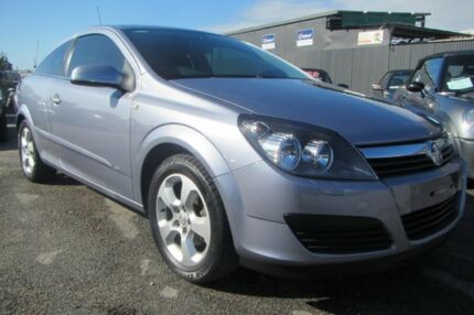 2006 Holden Astra AH MY06 CDX Silver 4 Speed Automatic Coupe Wangara Wanneroo Area Preview
