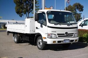 2008 Hino 300 White Welshpool Canning Area Preview