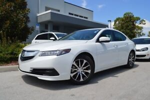 2015 Acura TLX Tech Package - Incentive Provided