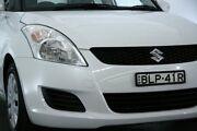 2013 Suzuki Swift FZ GL White 5 Speed Manual Hatchback Maryville Newcastle Area Preview