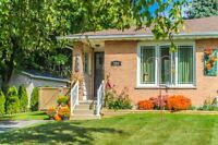 WELL MAINTAINED SEMI-DETACHED HOME