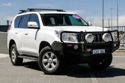 2013 Toyota Landcruiser Prado KDJ150R 11 Upgrade GXL (4x4) White 5 Speed Sequential Auto Wagon Wangara Wanneroo Area Preview