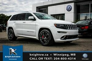 2016 Jeep Grand Cherokee SRT 8 AWD w/ Drive Assist/Cooled Seats/