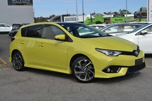 2016 Toyota Corolla ZRE182R ZR S-CVT Citrus 7 Speed Constant Variable Hatchback Claremont Nedlands Area Preview