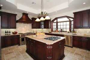 Kitchen Cabinets - FREE Sink with the Countertop - Call NOW!!!