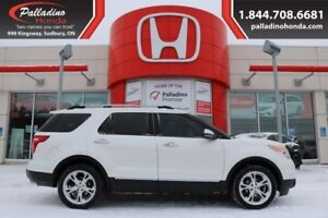 2012 Ford Explorer Limited - SPACIOUS RELIABLE FOUR WHEEL DRIVE