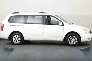 2012 Kia Grand Carnival VQ MY12 SI White 6 Speed Automatic Wagon Smithfield Parramatta Area Preview