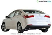 2015 Kia Cerato YD MY15 S Snow White 6 Speed Sports Automatic Sedan Moorooka Brisbane South West Preview