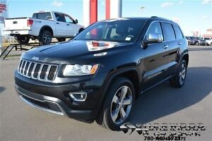 2015 Jeep Grand Cherokee LIMITED NAV LEATHER $261 bw