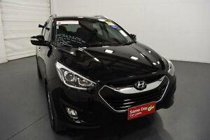 2014 Hyundai ix35 LM Series II Elite (AWD) Black 6 Speed Automatic Wagon Moorabbin Kingston Area Preview
