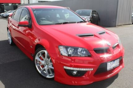2011 Holden Special Vehicles Clubsport Red Sports Automatic Sedan Heidelberg Heights Banyule Area Preview