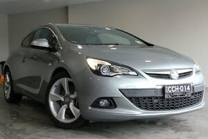 2015 Holden Astra PJ MY15.5 GTC Sport Silver Lake 6 Speed Automatic Hatchback West Gosford Gosford Area Preview