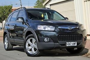 2011 Holden Captiva CG Series II 7 AWD CX Black 6 Speed Sports Automatic Wagon Glenelg Holdfast Bay Preview