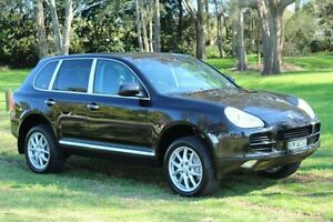 2003 Porsche Cayenne S Black 6 Speed Tiptronic Wagon Port Macquarie Port Macquarie City Preview