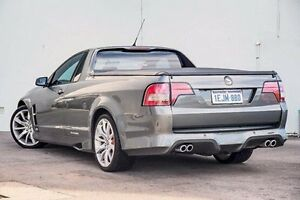 2012 Holden Special Vehicles Maloo E Series 3 MY12 R8 Grey 6 Speed Manual Utility Myaree Melville Area Preview
