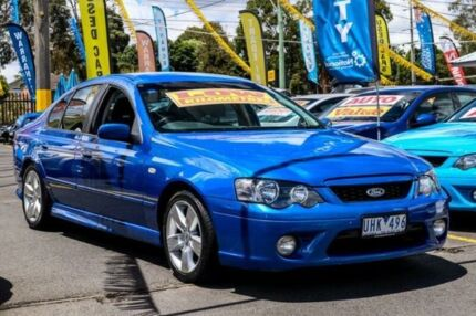 2006 Ford Falcon BF XR6 Shockwave 4 Speed Sports Automatic Sedan Ringwood East Maroondah Area Preview