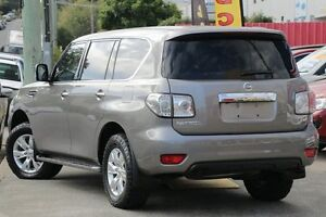 2013 Nissan Patrol Y62 TI Grey 7 Speed Sports Automatic Wagon