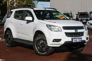 2015 Holden Colorado 7 RG MY15 LT White 6 Speed Sports Automatic Wagon Cannington Canning Area Preview