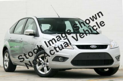 2009 Ford Focus LT LX Silver 4 Speed Sports Automatic Hatchback Balcatta Stirling Area Preview