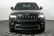 2013 Jeep Grand Cherokee WK MY2014 Limited Black 8 Speed Sports Automatic Wagon Edwardstown Marion Area Preview