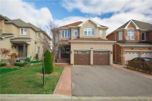 Marvelous 4 Bed House in Churchill Meadows, Mississauga