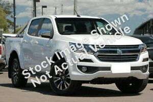 2019 Holden Colorado RG MY19 LTZ Pickup Crew Cab White 6 Speed Sports Automatic Utility Capalaba Brisbane South East Preview