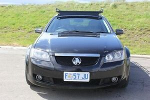 2010 Holden Calais VE II V Sportwagon Black 6 Speed Sports Automatic Wagon Invermay Launceston Area Preview